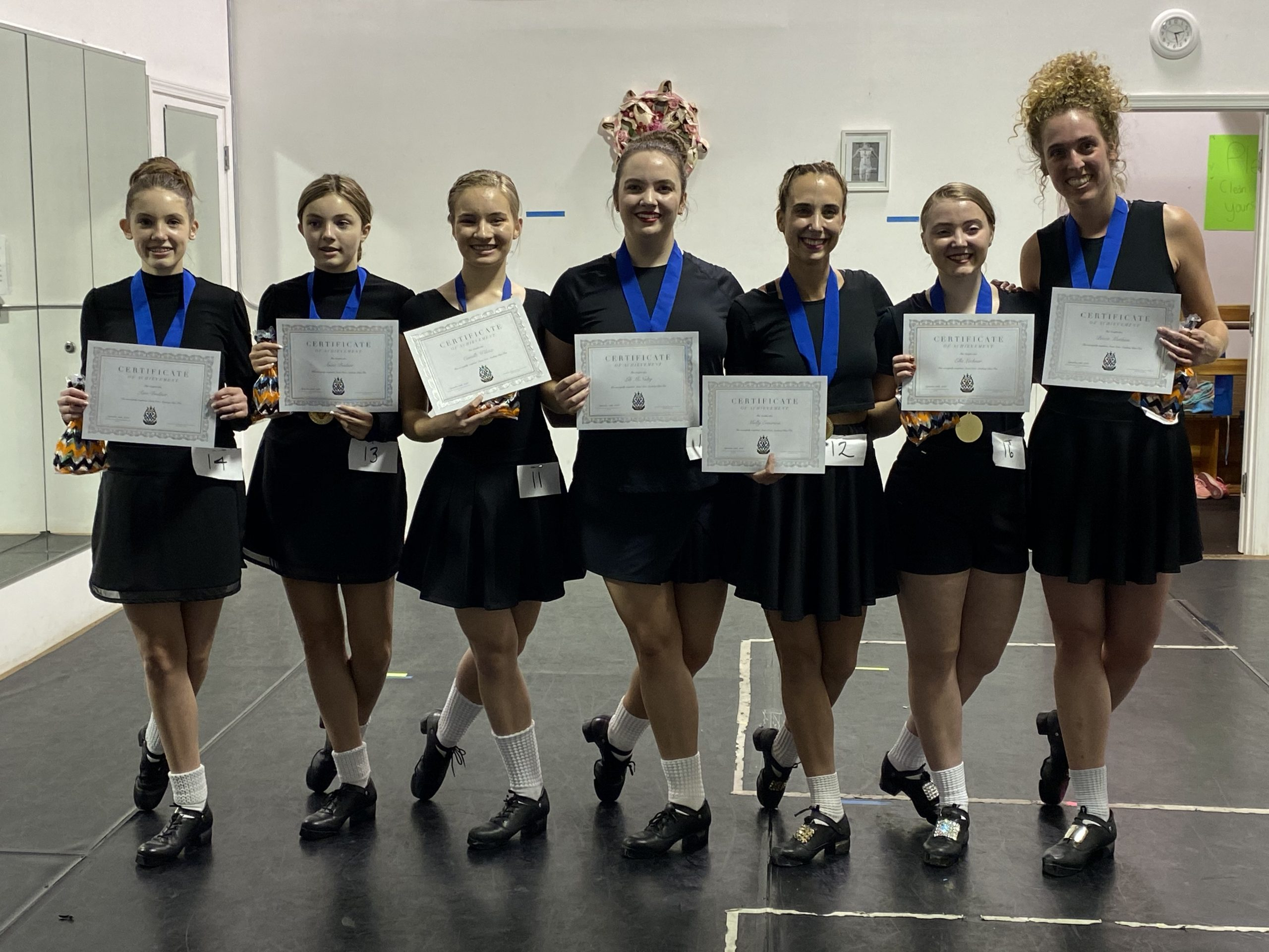 Welcome to the Anam Cara Academy of Irish Dance!